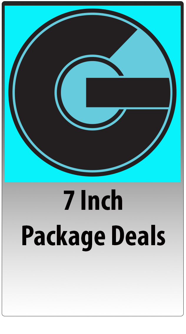 7 INCH BUTTON - PACKAGE DEALS